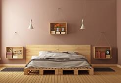 Paletlerden yapılan en güzel mobilyalar