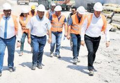 Sahil Bulvarı'nda trafik ekimde yeraltına inecek