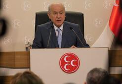 MHP lideri Bahçeli'den Mescid'i Aksa açıklaması
