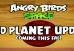 Angry Birdsten Marsa Özel Yeni Oyun