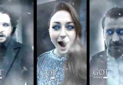 Game of Thrones filtresi Snapchatte büyük ilgi gördü