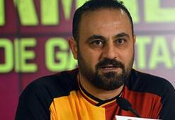 Galatasarayda Ayhan Akmanın yerine Hasan Şaş
