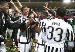 Juventus galibiyetleri ve şampiyonlukları seriye bağladı