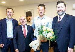 Trabzonspordan özür ziyareti