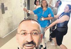 Burçin Orhondan mide küçültme partisi