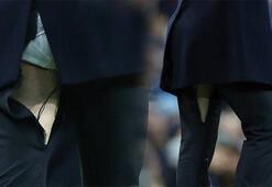 Zidane dünyaya rezil oldu