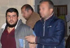 Konyada eylem hazırlığı yapan IŞİD üyesi 2 kişi tutuklandı