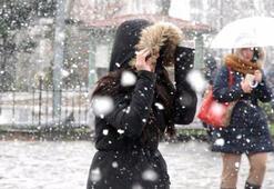 Son Dakika: Meteoroloji İstanbulluları uyardı Kar geliyor...
