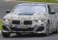 BMW 8 Serisi yola çıkıyor...