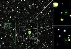 800 milyon yaşında 23 galaksi bulundu