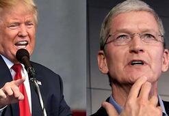 Donald Trump, Appleın ABDde 3 fabrika açacağını söyledi