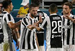 Juventus, PSGyi 3-2 yendi