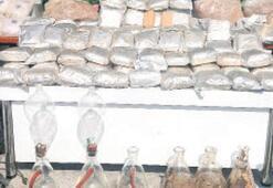 23 milyon liralık 1 ton eroin rekoru