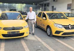 İzmir'e 1050 yeni taksi