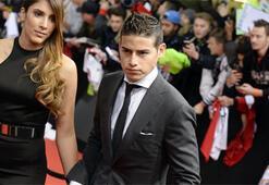 James Rodriguez Daniela Ospina ayrıldı