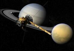Titanın atmosferinde organik bileşen keşfedildi