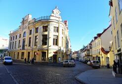 Orta çağ dokusunu koruyan kent: Tallinn