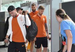Galatasaray, ikinci etap kamp  çalışmaları için Avusturyaya gitti