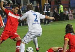 Karabükspor ile Antalyaspor ligde 11. randevuda