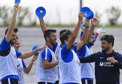 Trabzonsporun Slovakya kampı devam ediyor