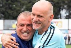 Taffarel, Galatasaraya geri döndü