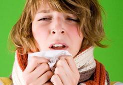 Gribim diye antibiyotiğe yüklenmeyin