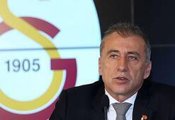 Galatasarayda flaş istifa