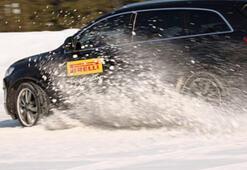 Pirelli Kış Lastikleri ile Karlı ve Buzlu Yollar Kabus Olmaktan Çıkıyor