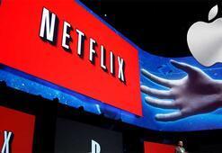 Apple, Netflixi büyük oranda kendi bünyesine katabilir