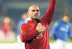 Belhandanın yerine Sneijder