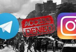 İranda Telegram ve Instagram engellendi