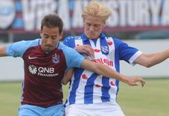 Trabzonspor-Heerenveen: 0-0