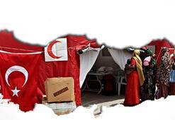 Türkiyeden 121 ülkeye yardım