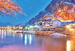 Ferhad'ın Şirin için deldiği dağ, turizm cenneti oluyor