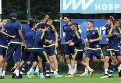 Fenerbahçe bereitet sich auf Antep vor