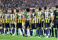Fenerbahçe kurala uymadı