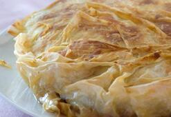 Sodalı ve ıspanaklı börek