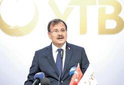 Çavuşoğlu: Türkiye fırsatlar ülkesidir