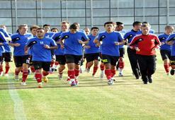 Tokatsporla hazırlık maçı