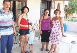 Hırsızlar, gurbetçi yazlıklarına dadandı