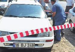 Şüpheli otomobilde ceset bulundu