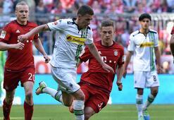 Bayern Münih - Borussia Mönchengladbach: 1-1