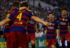 Real Betis - Barcelona: 0-2