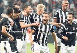 Beşiktaş schlägt viermal zu