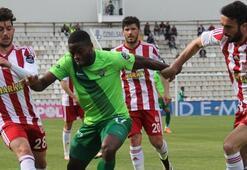 Medicana Sivasspor-Akhisar Belediyespor: 1-1