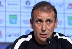 Abdullah Avcı: Türk futbolu adına önemli