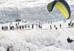 Pamukkale'de 'yamaç' heyecanı yıl boyu sürecek