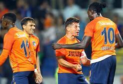 Medipol Başakşehir Club Brugge: 2-0 (Maçın özeti)