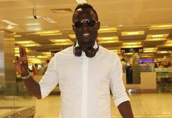 Yeni transfer Badu, İstanbula geldi