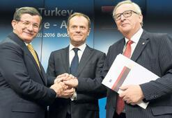 AB'den Türkiye'ye vize muafiyeti için ek süre